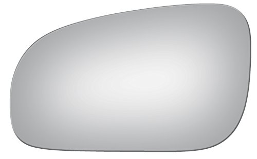 Burco 2878 Flat Driver Side Replacement Mirror Glass for Volvo S60, S80, V70 (1999, 2000, 2001, 2002, 2003, 2004, 2005, 2006) ()