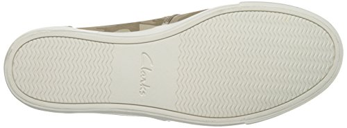 Clarks Mens Torbay Lace Oxford Sand