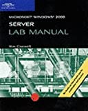 img - for Microsoft Windows 2000 Server Laboratory Manual (01) by Carswell, Ron [Paperback (2001)] book / textbook / text book
