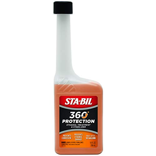 STA-BIL 22264-CS 360 Performance with Vapor Technology -10 oz., 12 bottles