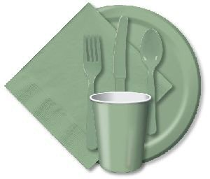 Sage Green (Paper Cold Cup Sage)