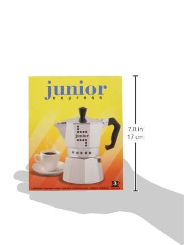 Junior Moka 3 Tassen