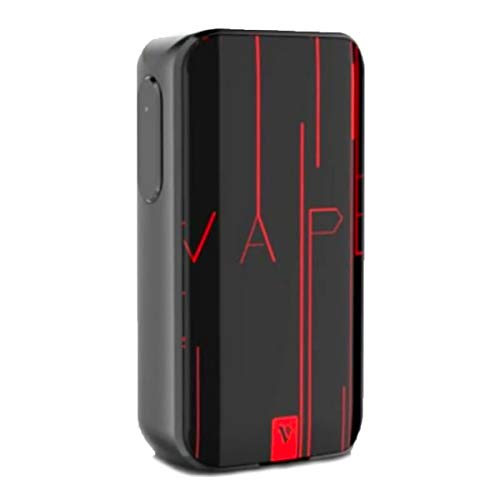 Vaporesso Luxe Box Mod 220 W, e-Zigarette – Akkuträger, red