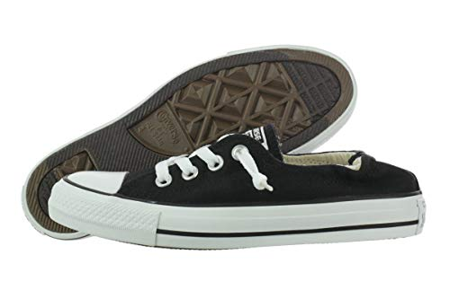 Converse Women's Chuck Taylor Shoreline Slip Casual Shoe, Black- 6.5 B(M) US