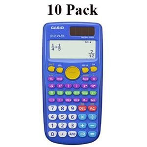 Casio FX55PLUS-TP FX55SPlus Teacher Pack