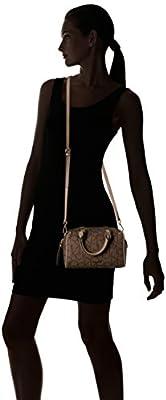 Calvin Klein Monogram Mini Bag Top Zip Crossbody