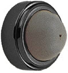 Baldwin 4252.102 Convex Wall Mounted Door Bumper Oil Rubbed Bronze