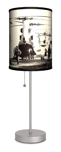 Transportation   Ch 46 Sea Knight Sport Silver Lamp