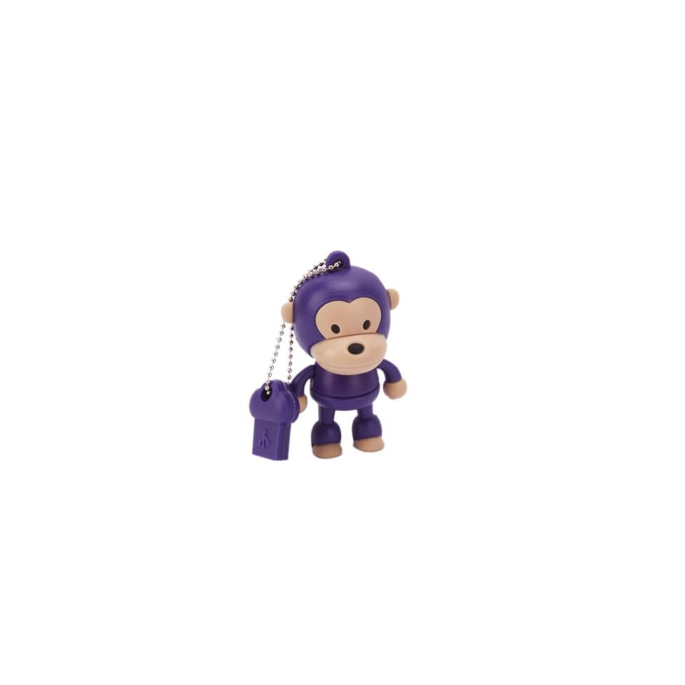 2GB Cartoon Lovely Cute Monkey USB Flash Memory Drive