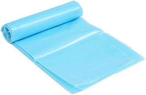 dDanke 20S - Forro de Estanque Azul de 0, 2 mm para Piscinas de jardín, Fuente de PVC con Resistencia a pinchazos Reforzada (4, 5 x 3 m): Amazon.es: Jardín