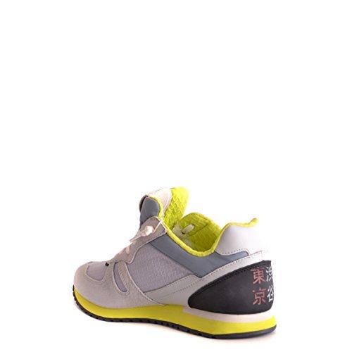 Lotto S2994 Sneakers Herren Spaltleder Grau