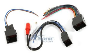Metra 70-5701 Wiring Harness for Select Ford Vehicles with Premium Sound and ()