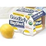 super shots - Good Belly Organic Big Shot Probiotic Drink, Lemon Ginger, 2.7 Ounce
