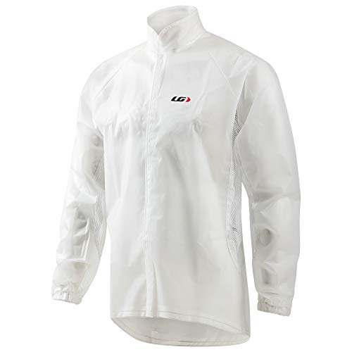 Louis Garneau Clean Imper Bike Jacket, Clear, Large ()