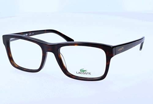 - Eyeglasses Lacoste L 2740 214 Havana/Clear Lens