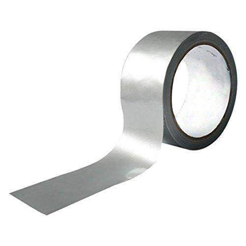 TOOGOO(R) Hot melt adhesive Tape Pipeline Waterproof Tape 50mm50m, Silver by TOOGOO(R)
