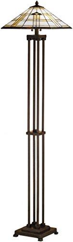 63 Inch H Arrowhead Mission Floor Lamp , Floor Lamps , (Arrowhead Mission Floor Lamp)