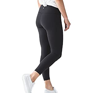 Lululemon High Times Pant Full On Luon 7/8 Yoga Pants