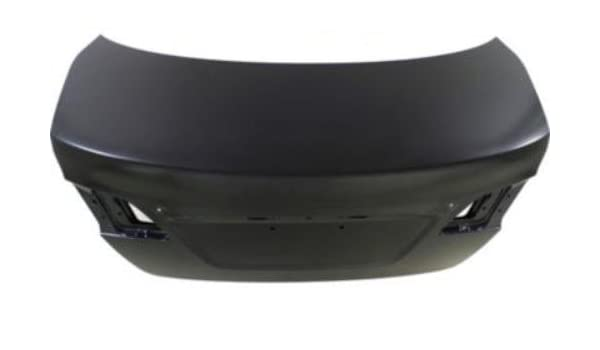 Sentra Trunk Lid W//O Luggage Lid Spoiler And Rear View Camera Perfect Fit Group REPN610107 Steel