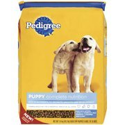 Pedigree Complete Nutrition Puppy-Sized Crunchy Bites, 16.3 lb(Pack of 3) by Pedigree