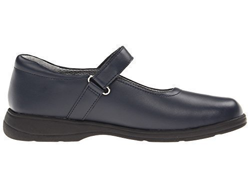 School Issue Mujeres Prodigy (adult) Dark Navy Cuero 6.5 M Ee. Uu.
