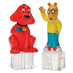 Easy Fisher Price Link - Easy-Link Figures: Arthur and Clifford 2-Pack