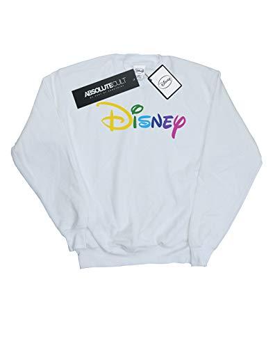 Logo Entrenamiento Mujer De Camisa Blanco Colour Disney fxzqwp1