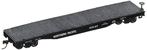 Pacific Northern Flat Car - Bachmann Trains Northern Pacific Flat Car