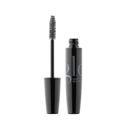 Eye Brush Glominerals (Glo Skin Beauty Volumizing Mascara - For Thicker, Fuller Lashes, Black | Cruelty Free)