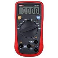 FLUKE UNI-T UT136B Mini Handheld Digital Multimeter Auto Range AC/DC Voltage Current Resistance Capacitance Frequency Tester