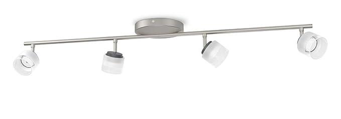 Philips MyLiving Fremont LED Spot Bar/Tube Light (4 X 4 W Integrated LED