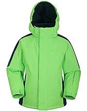 Mountain Warehouse Raptor Kids Snow Jacket - Winter Ski Coat for Boys & Girls