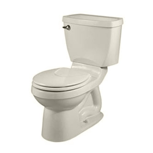 American Standard 2023.214.222 Champion-4 Round Front Combination Two-Piece Toilet, Linen