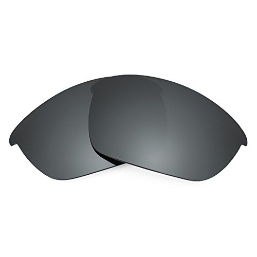 Revant Polarized Replacement Lenses for Oakley Half Jacket 2.0Black Chrome - Oakley Guide Lenses