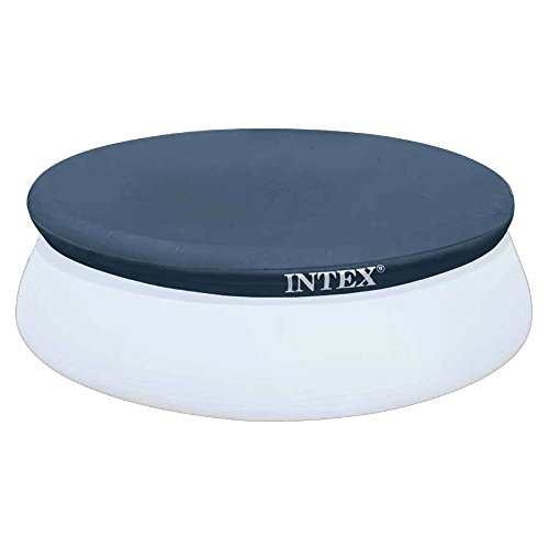 Intex cubierta circular para piscinas easy set de 305cm for Cubierta para alberca intex