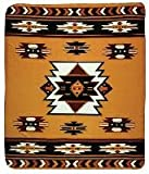 Aztec Design Fleece Blanket