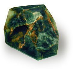 TS Pink Malachite SoapRocks - Soap that looks like a Rock ~ 6 oz. Gem Rocks Birthstone Jabón Gemstone