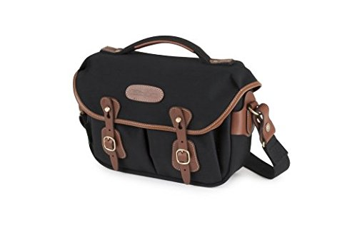 Billingham Hadley Small Pro Camera Bag (Black Canvas/Tan Leather) by Billingham (Image #1)