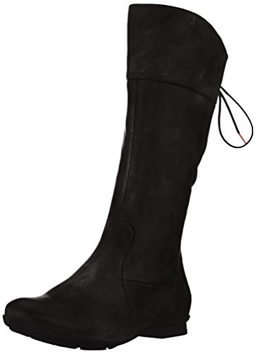 Think Keshuel 383119 High 00 Women's Boots Schwarz Black wUrqw8