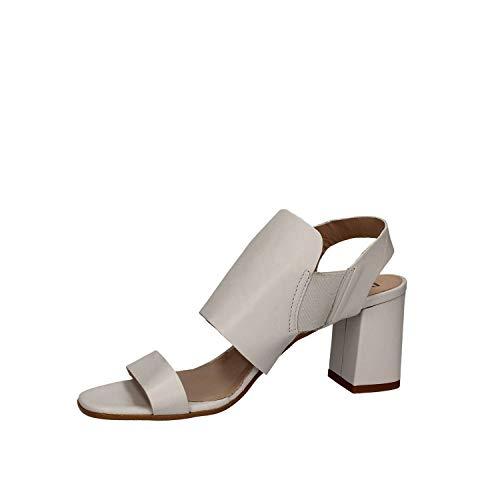 Sandalo Donna 5228 Bianco Tacco Mally nSYzXxwTqw