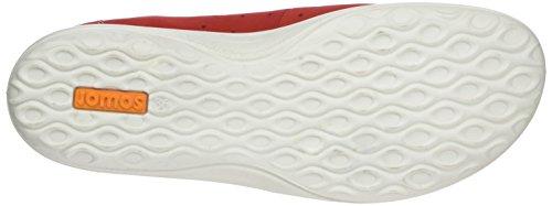 Jomos Damen Allegra Sneaker, Rot (Rot), 36 EU