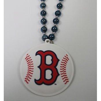 Boston Red Sox Team Logo Beads