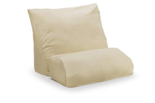 Contour Products Flip Pillow Accessory Cover, Beige, 1 ea