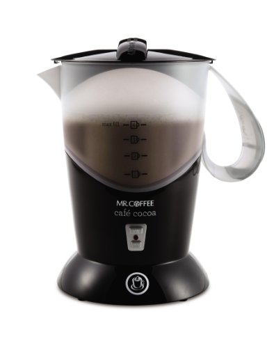 Mr. Coffee BVMC-HC5 Cafe Cocoa Hot Chocolate Maker, Black Mr. Coffee Kitchenup
