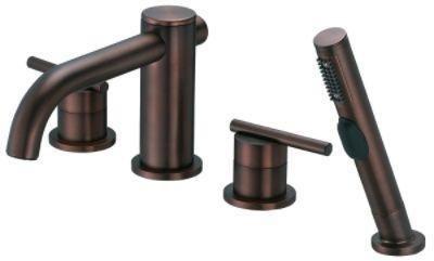 D305758 Parma Roman Tub Faucet - 1
