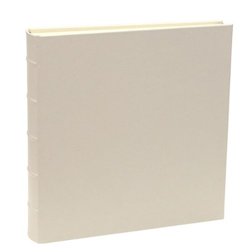 Large Bound Wedding & Baby Album , White by Graphic Image