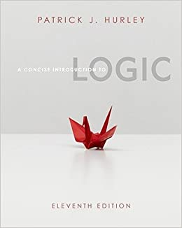 Book A Concise Introduction to Logic [CONCISE INTRO TO LOGIC 11/E]