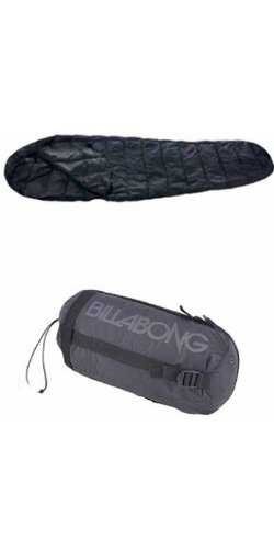 Billabong Hanalei Sleeping Bag in Black F4BG18