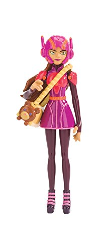 Big Hero 6 4-Inch Honey Lemon Action Figure (Disney Movie Big Hero 6)