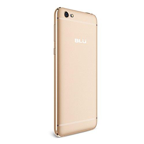 BLU Studio Selfie 3 -GSM Unlocked Smartphone -Gold